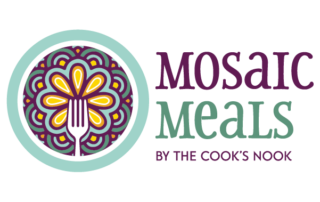 mosaic meals by the cooks nook