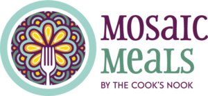 Mosaic Meals by the Cook's Nook